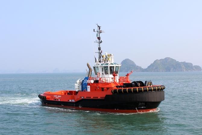 """ASD Tug 2810 """"Capo Boeo"""" 1"""
