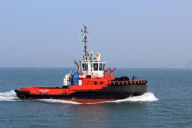 """ASD Tug 2810 """"Capo Boeo"""" 3"""