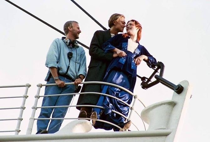 Behind the scenes of Titanic the movie 7