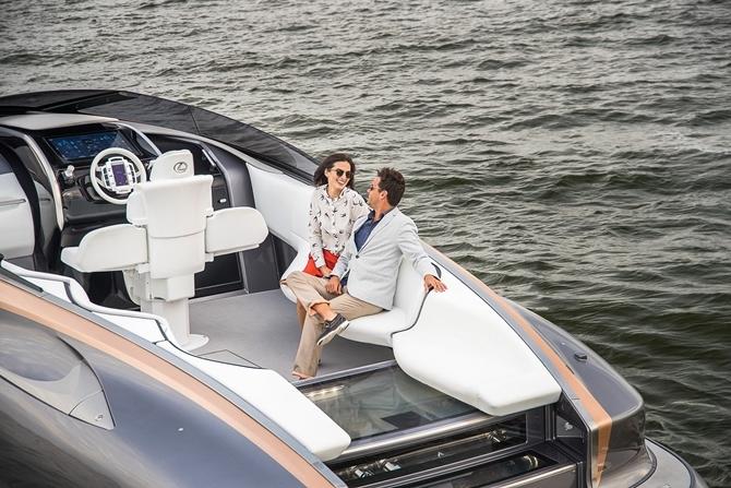 Lexus Sport Yacht 3