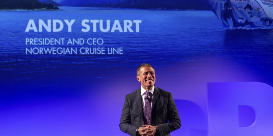 Andy Stuart joins Global Ports Holding