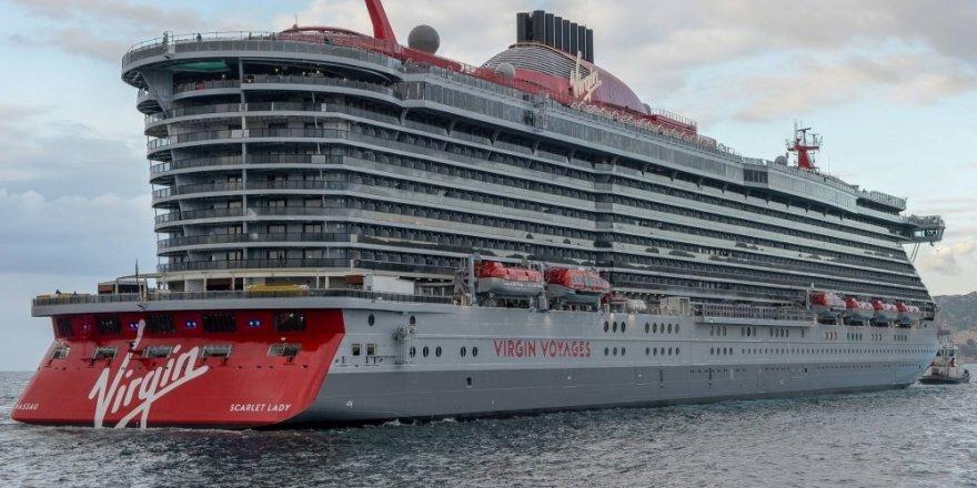 Scarlet Lady of Virgin Voyages to skip New York because of coronavirus