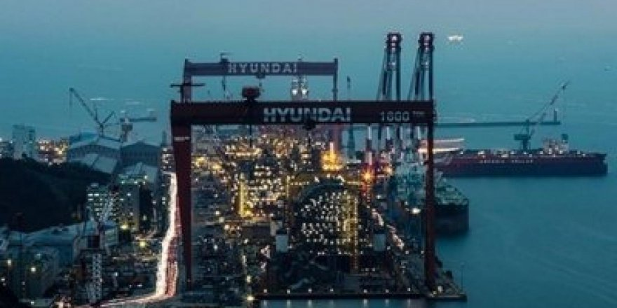 Hyundai invited Aramco to join its 20 bln dollar offshore ventures