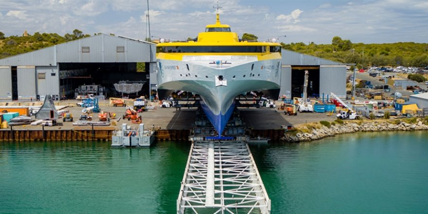 Austal Australia delivers 6th guardian class patrol boat