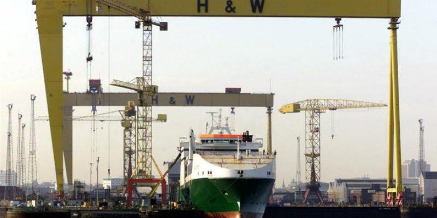 Harland & Wolff Taims cruise drydocks