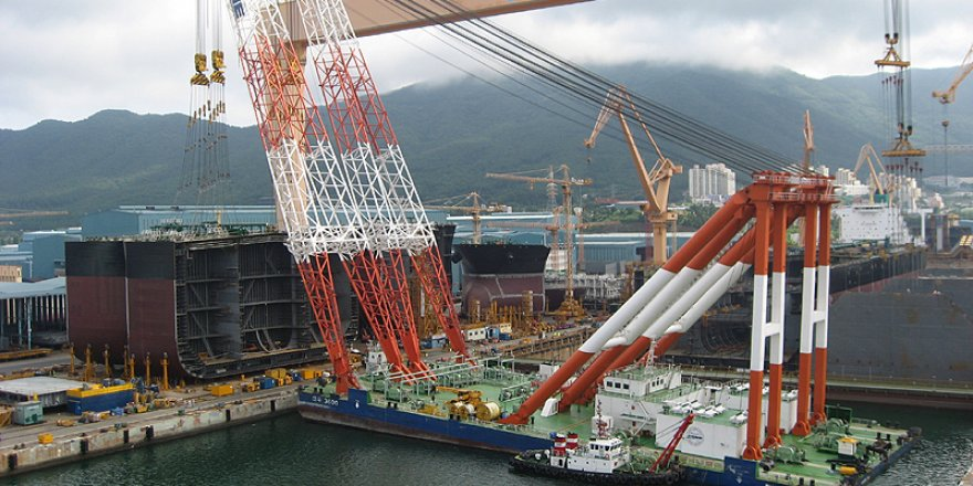 Daewoo Shipbuilding is losing net orders in 2019