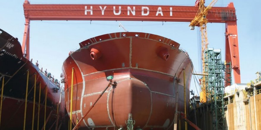 South Korea comes back to the top spot on shipbuilding