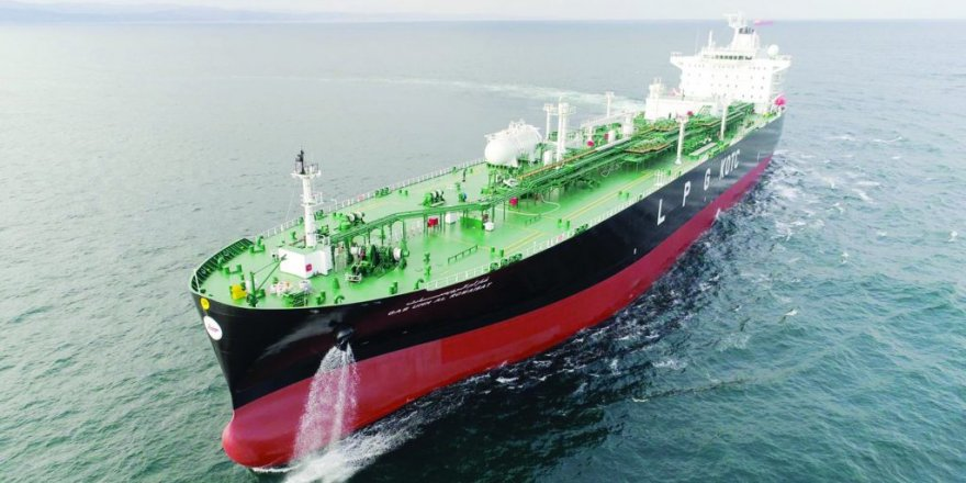 Kuwait Oil Tanker Company to receive new gas tanker