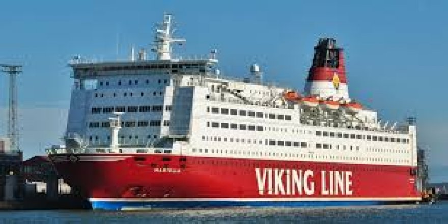 Viking Line suspends service to Helsinki-Stockholm