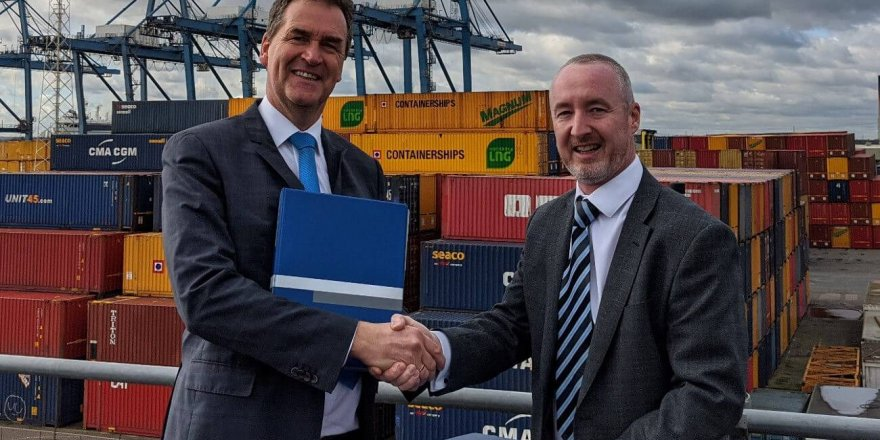 Forth Estuary Towage Ports orders harbor tug