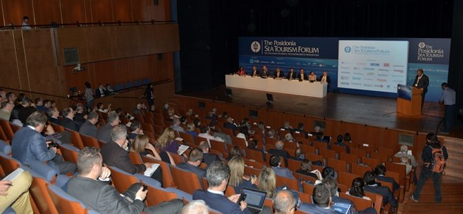 Posidonia Sea Tourism Forum 2017 probes growth prospects