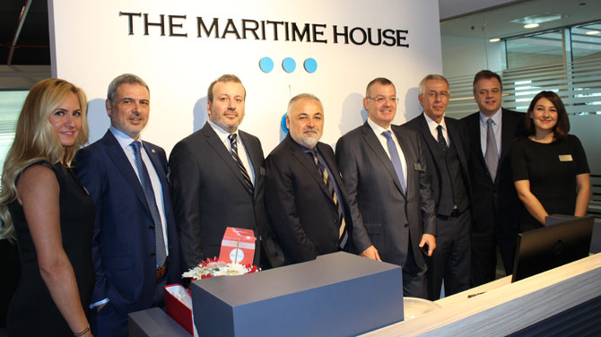 A new understanding of maritime: The Maritime House