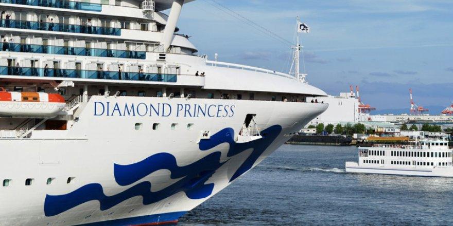 Coronavirus spreads through crew on Diamond Princess