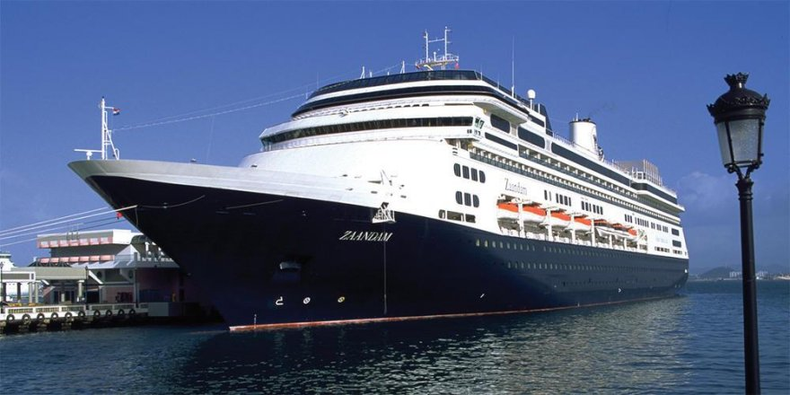 42 people sick on cruise ship Zaandam