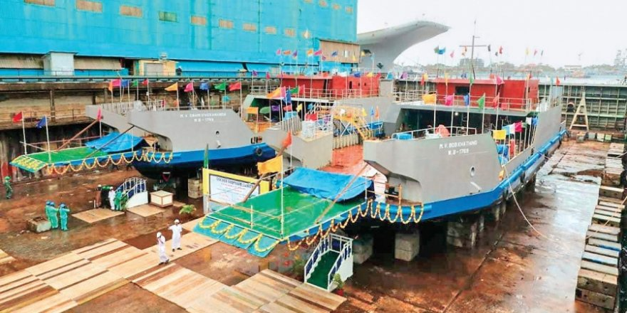 Cochin Shipyard suspends operations due to COVID-19