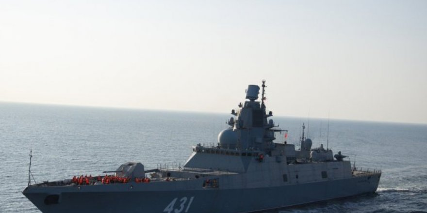 Russian frigate Admiral Kasatonov to undergo next stage of state trials