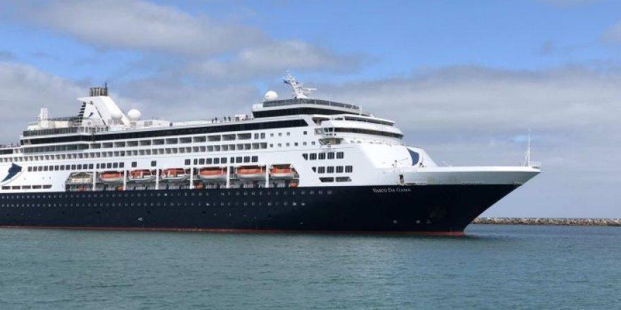 Vasco da Gama to Dock in Fremantle