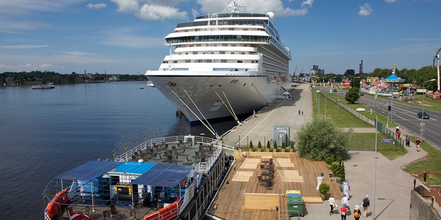 Port of Riga shows no significant changes in cargo handling