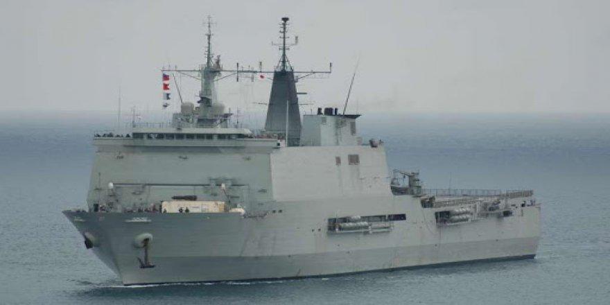 Spanish Navy to increase hospital capacity with LPD Galicia to Melilla