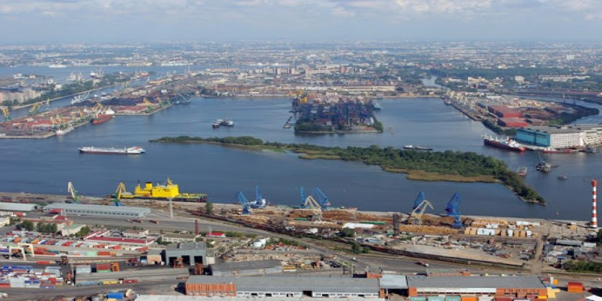 Sea Port of Saint-Petersburg tests its employees to detect coronavirus