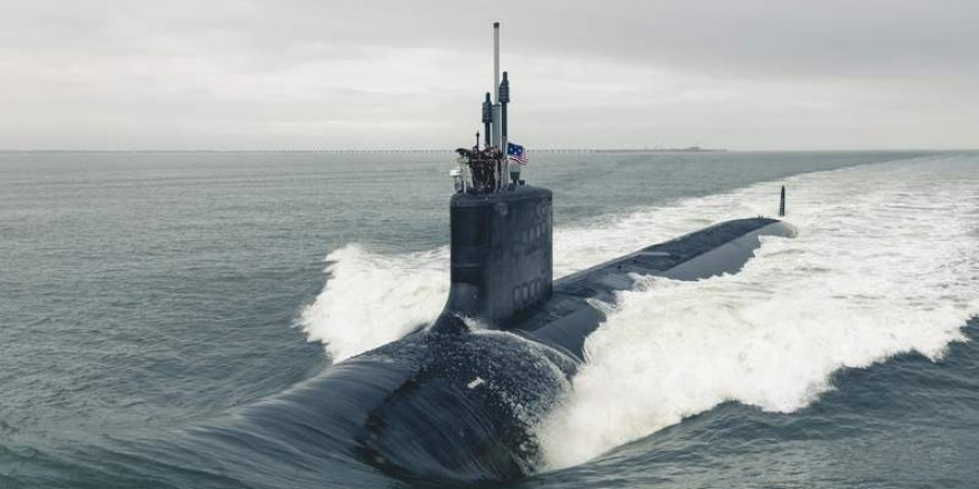 US Navy commissioned its 18th Virginia-Class Attack Submarine