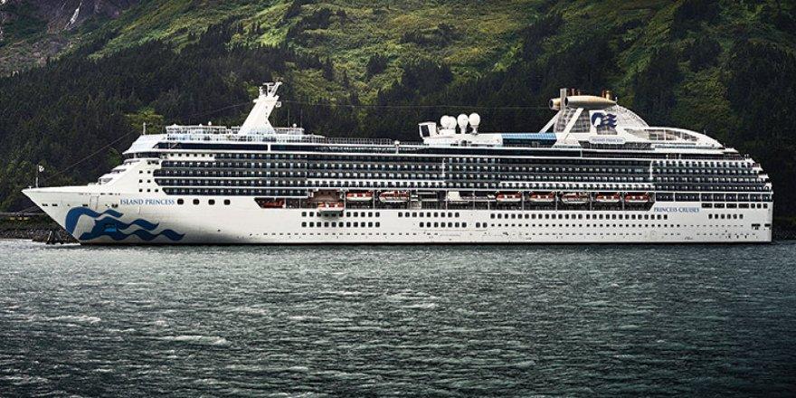 Princess Cruises arranges charter flights for Coral passengers
