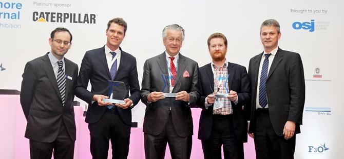 Maersk Connector wins OSJ Award