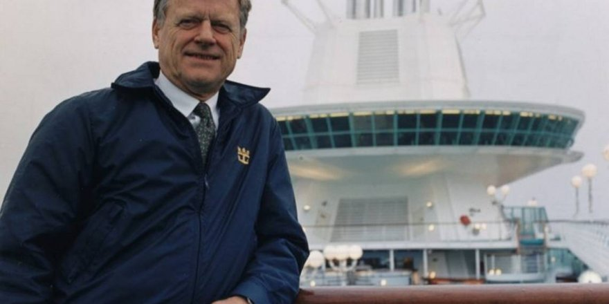 Arne Wilhelmsen, a founder of Royal Caribbean Cruises, dies at 90