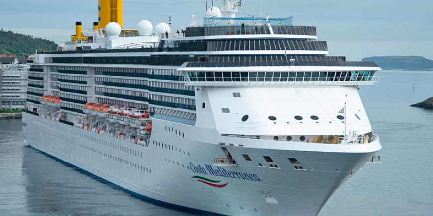 Costa Mediterranea sails to get crew home