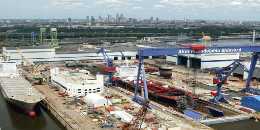 Philly Shipyard wins major training ships contract