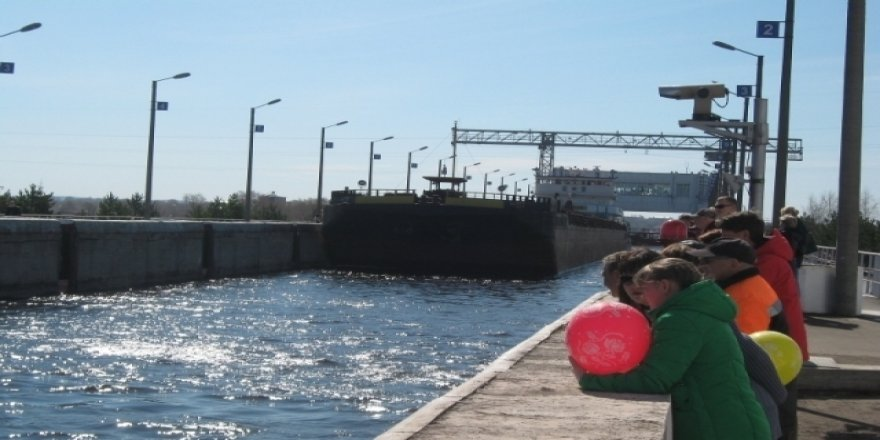 Passenger ships are banned from navigation on Saint-Petersburg rivers