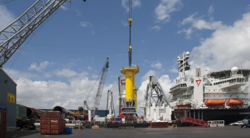 Verbrugge Terminals begins new scheduled service