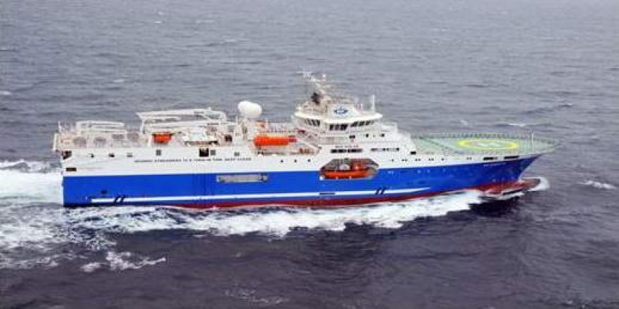 Chinese seismic ship returns to waters off Vietnam
