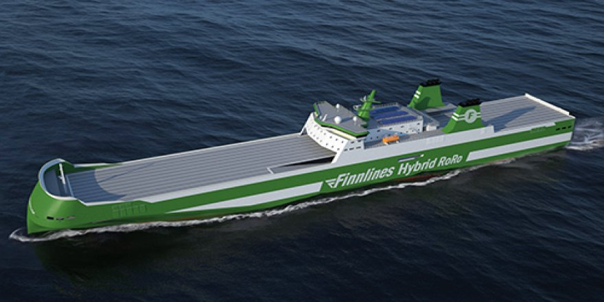 Finnlines orders MAN propulsion package for ro-ros