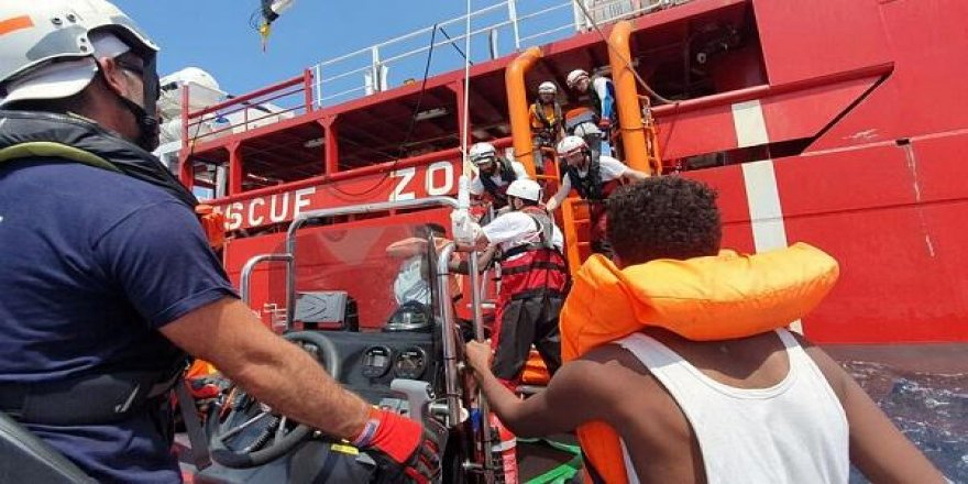 Mediterranean rescue charities disagree on whether to work in pandemic circumstances