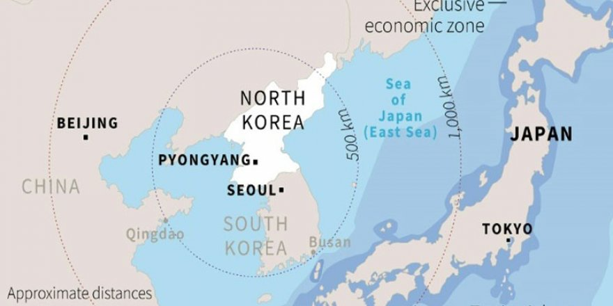 North Korea has caught busting sanctions in waters of China