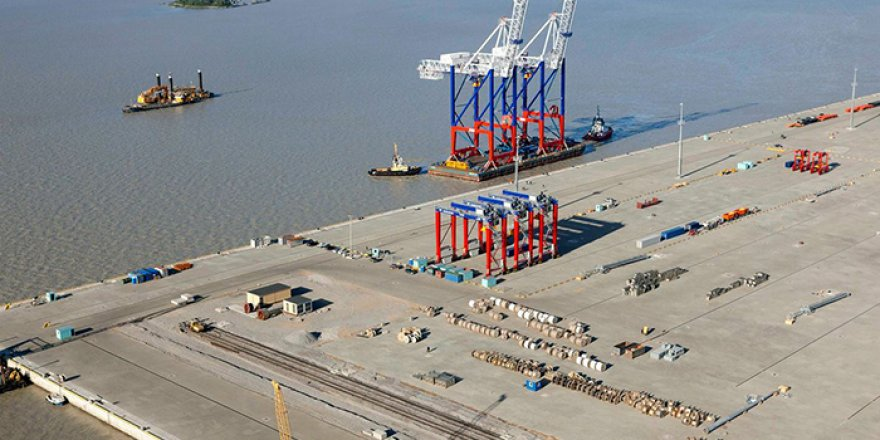 Port Bronka helps the exporters and importers in Russia