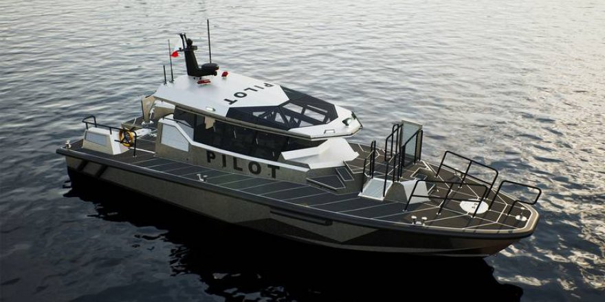 Metal Shark to build a pilot boat for Pascagoula