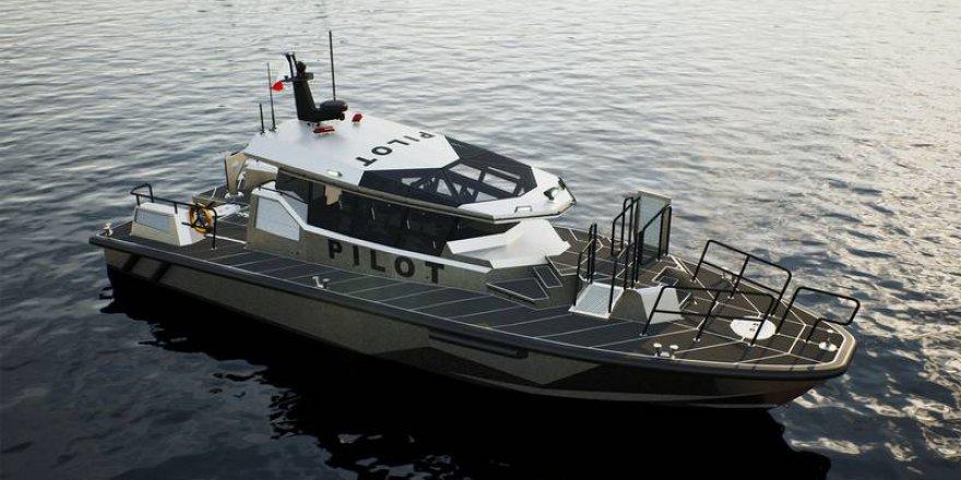 Metal Shark to build a pilot boat for Pascagoula