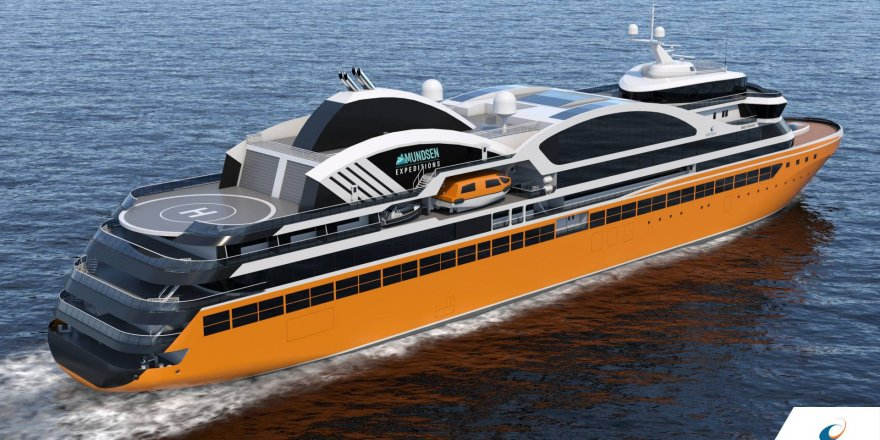 Wärtsilä to design new cruise ships for Amundsen Expeditions
