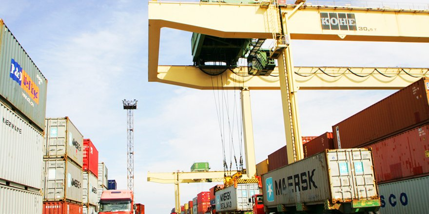 Road cargo started to increase in the Port of Riga