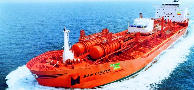 Odfjell SE Signs Agreements For Advanced Chemical Tankers