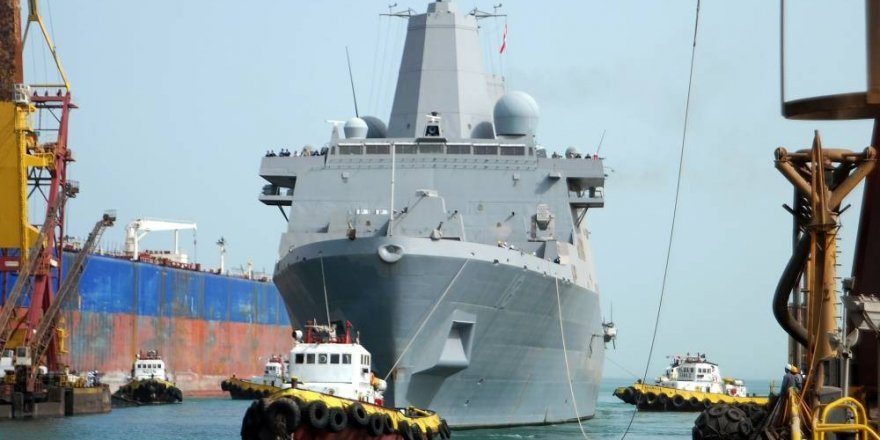 US Navy pays $600 Mln to contractors