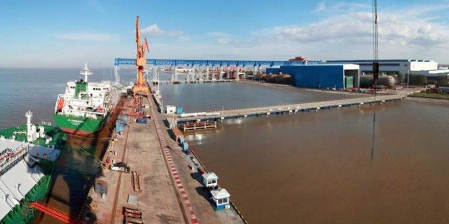 Chinese shipyard receives Hartmann LPG order