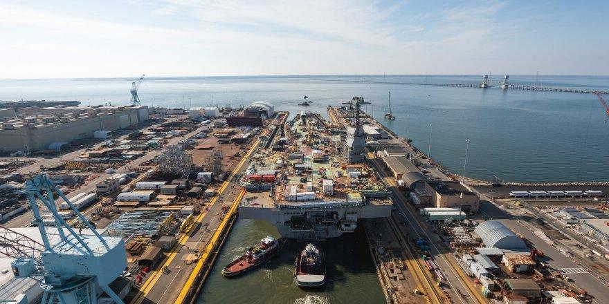 Huntington Ingalls Industries reports 1Q 2020 results