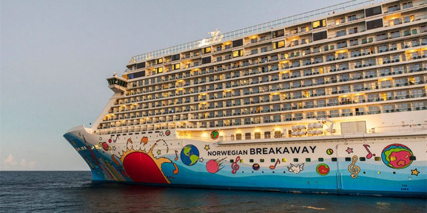 Three cruise ships to be laid up at Oakland