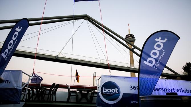 Global No. 1 Trade Fair boot Düsseldorf