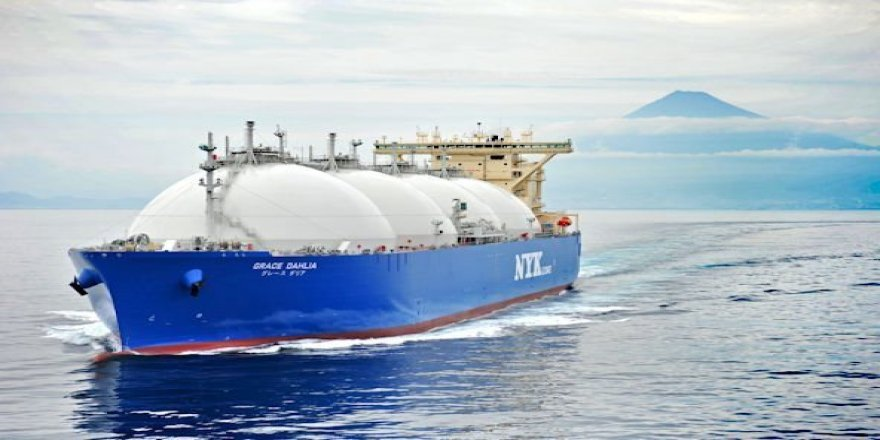 French-Japanese LNG carrier launches EDF charter
