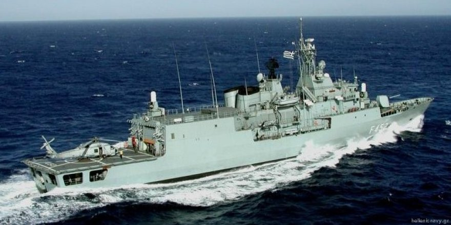 HS Hydra of Hellenic Navy to participate Operation Irini