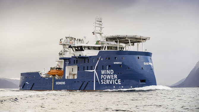 Windea Leibniz: Another on-time delivery from Ulstein Verft